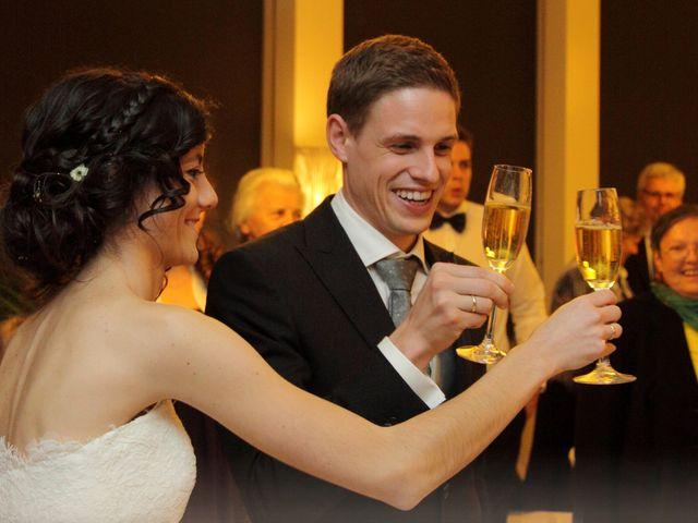 La boda de Dominik y Raquel en Tudela, Navarra 1