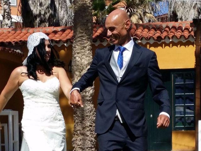 La boda de Jose Carlos y Berta  en Telde, Las Palmas 17