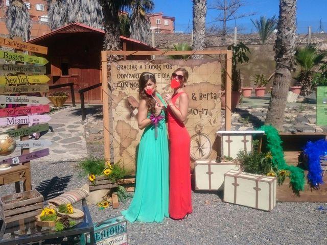 La boda de Jose Carlos y Berta  en Telde, Las Palmas 21
