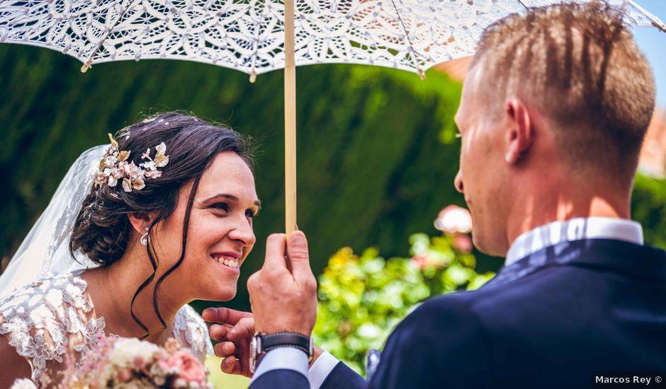 La boda de Raul y Rocio en Pozuelo De Calatrava, Ciudad Real