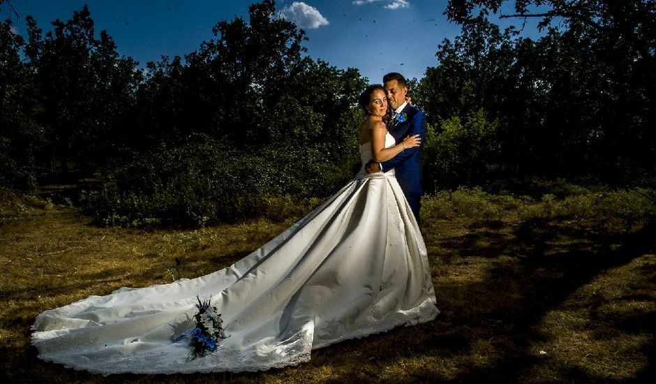 La boda de Victor  y Vanessa  en Segovia, Segovia