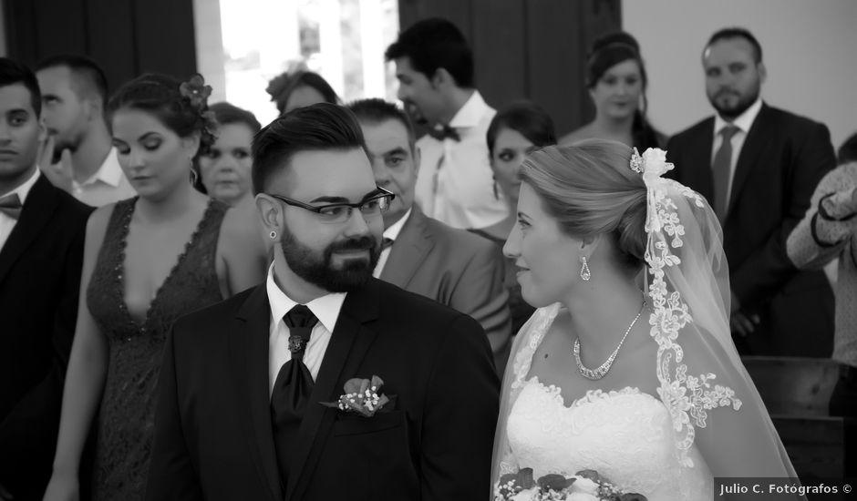 La boda de Ruben y Estefania en Las Cuatro Higueras, Almería