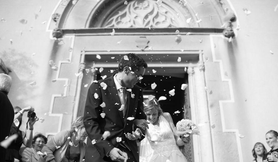 La boda de Eli y Ricard en Argentona, Barcelona