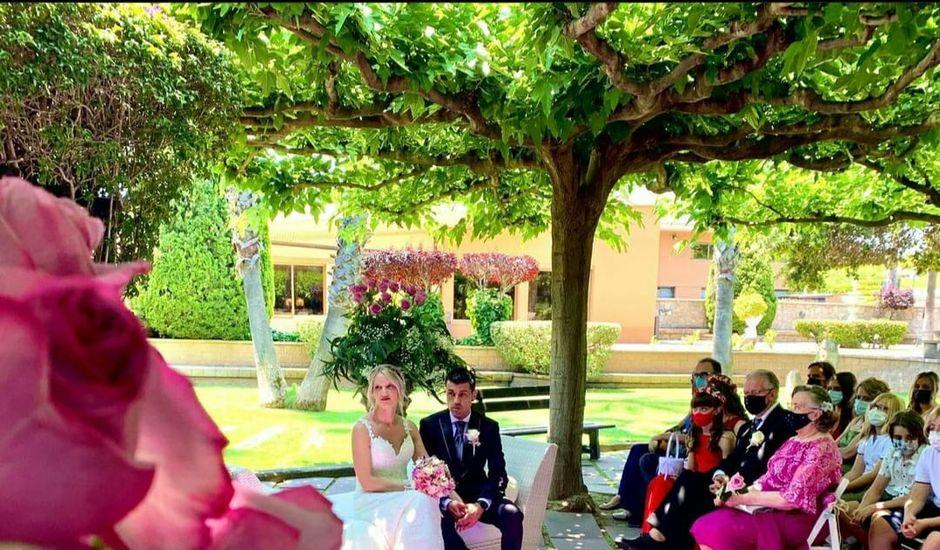 La boda de Maribel  y Jaime en Sant Vicenç De Montalt, Barcelona