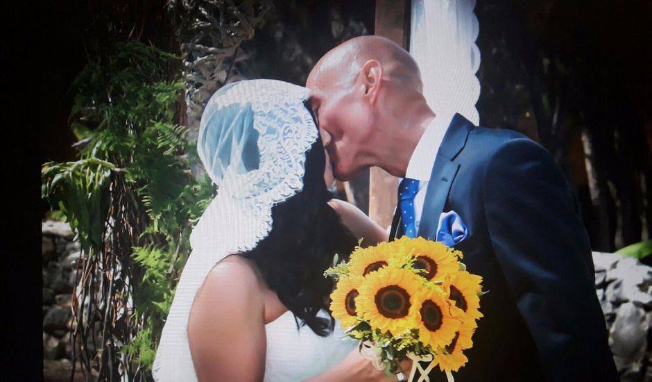 La boda de Jose Carlos y Berta  en Telde, Las Palmas