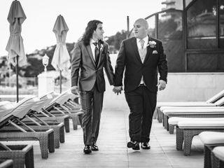 La boda de Toni y Juan 1