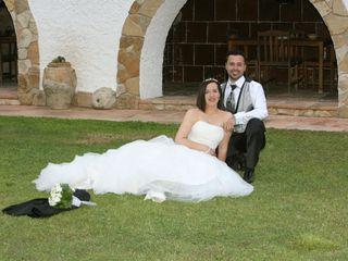La boda de Iván y Sandra