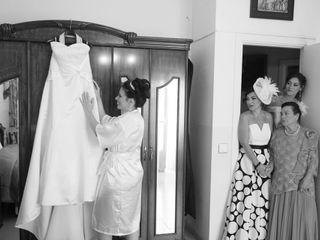La boda de Rocío y Kike 1