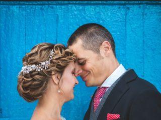 La boda de Pablo y Marína