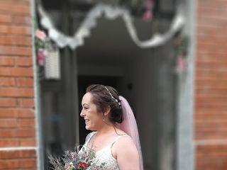 La boda de Aroa y Miguel 2