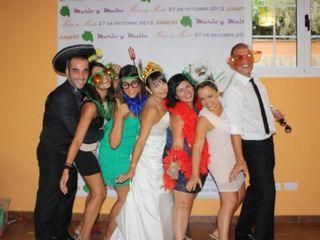 La boda de Mario y Maite