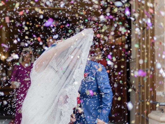 La boda de Maria y Benito