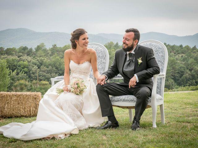 La boda de Ivan y Soraya en Girona, Girona 1