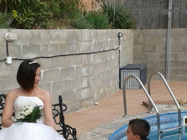 La boda de Sandra y Iván en Subirats, Barcelona 9