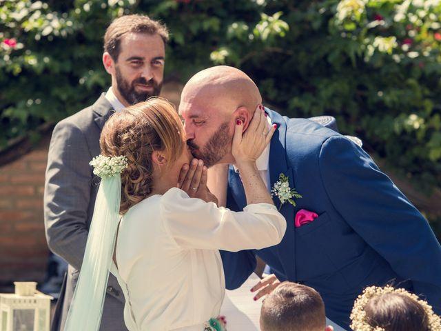 La boda de Paco y Elo en El Puerto De Santa Maria, Cádiz 14