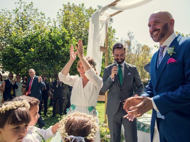 La boda de Paco y Elo en El Puerto De Santa Maria, Cádiz 15
