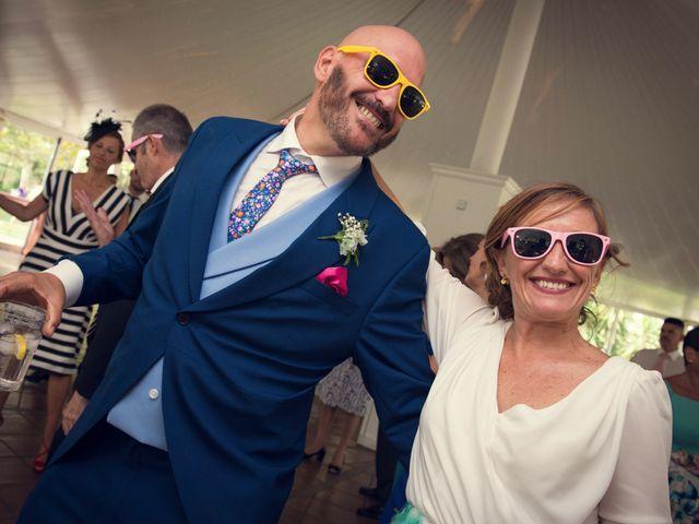 La boda de Elo y Paco