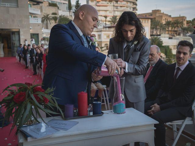 La boda de Juan y Toni en Palma De Mallorca, Islas Baleares 25
