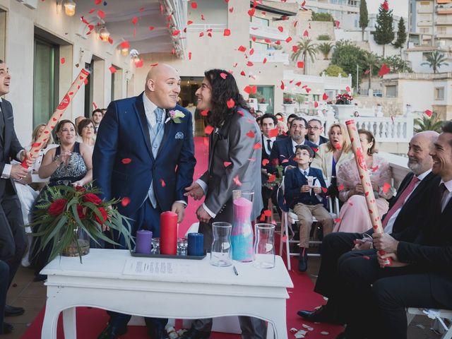 La boda de Juan y Toni en Palma De Mallorca, Islas Baleares 26