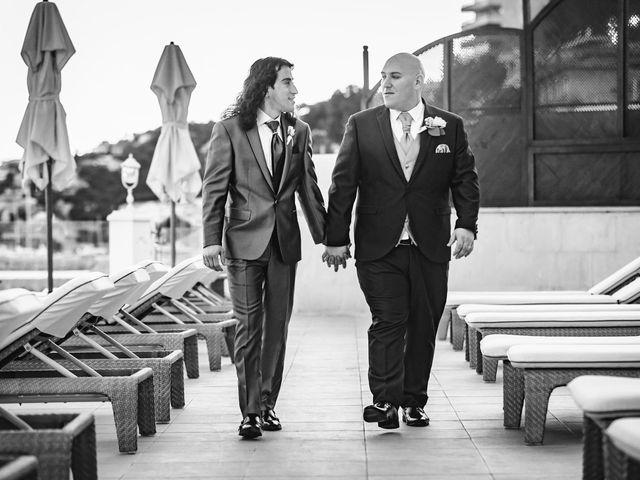 La boda de Juan y Toni en Palma De Mallorca, Islas Baleares 39