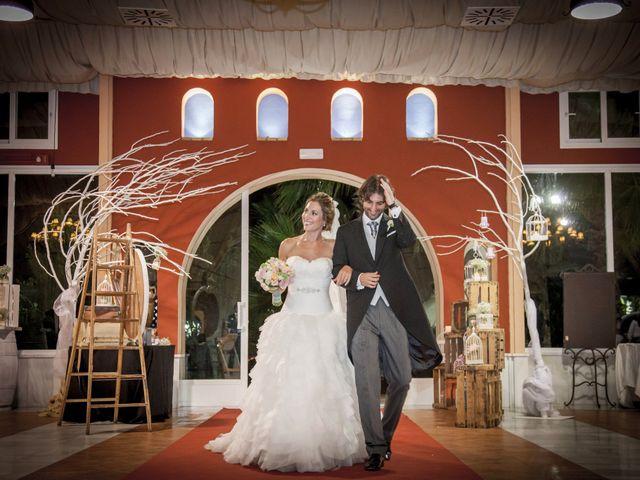 La boda de Nacho y Bea en Granada, Granada 5