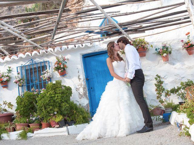 La boda de Nacho y Bea en Granada, Granada 14