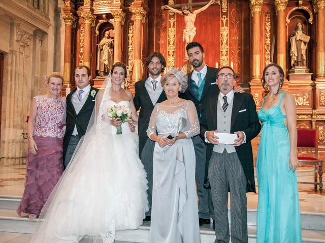 La boda de Nacho y Bea en Granada, Granada 19