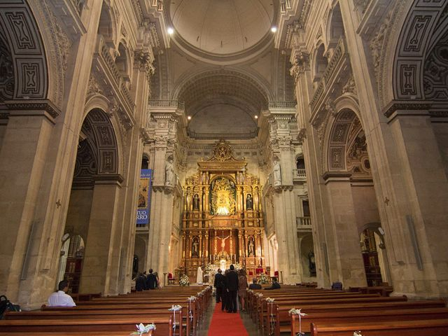 La boda de Nacho y Bea en Granada, Granada 20