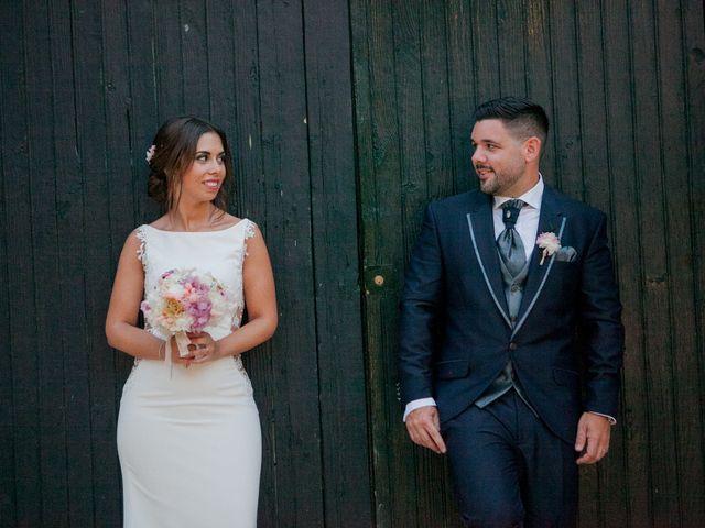 La boda de Rocio y Miguel