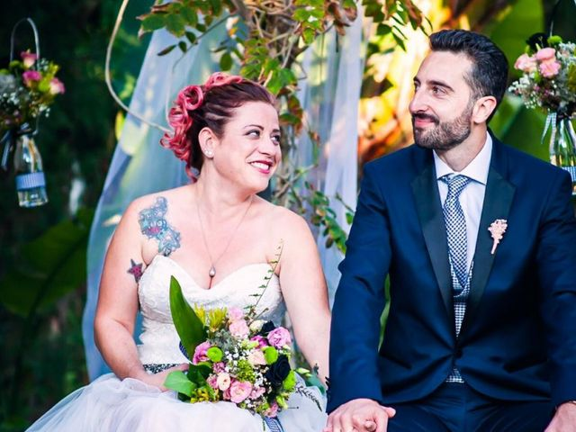 La boda de Laura  y Nadal