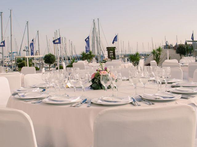 La boda de Luisfer y Maria en El Puerto De Santa Maria, Cádiz 9