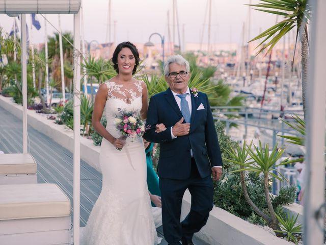 La boda de Luisfer y Maria en El Puerto De Santa Maria, Cádiz 18