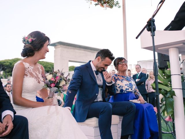 La boda de Luisfer y Maria en El Puerto De Santa Maria, Cádiz 21