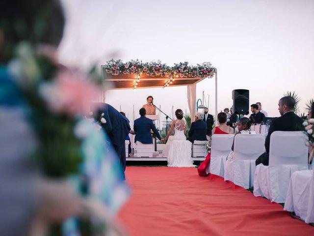 La boda de Luisfer y Maria en El Puerto De Santa Maria, Cádiz 22