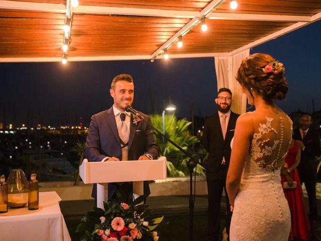 La boda de Luisfer y Maria en El Puerto De Santa Maria, Cádiz 25