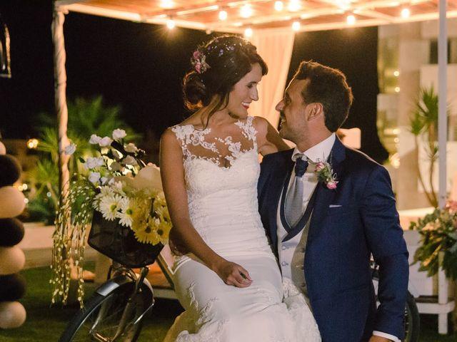 La boda de Maria y Luisfer