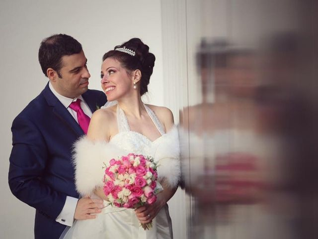 La boda de Kike y Rocío en Málaga, Málaga 1