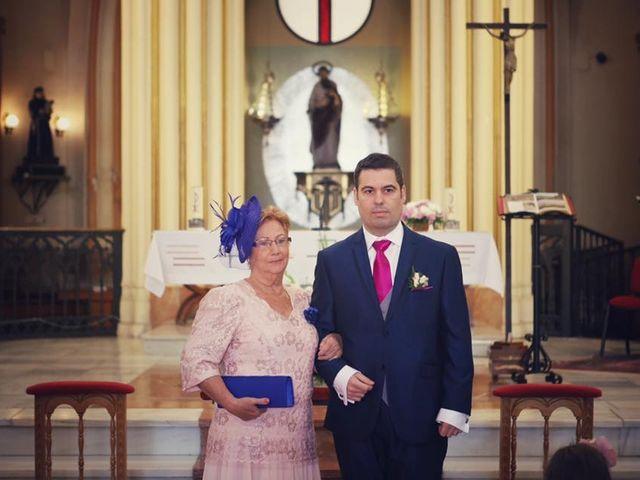 La boda de Kike y Rocío en Málaga, Málaga 14