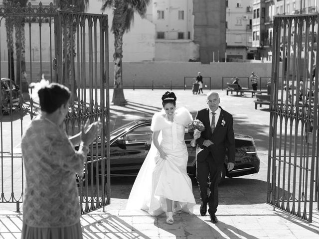 La boda de Kike y Rocío en Málaga, Málaga 18