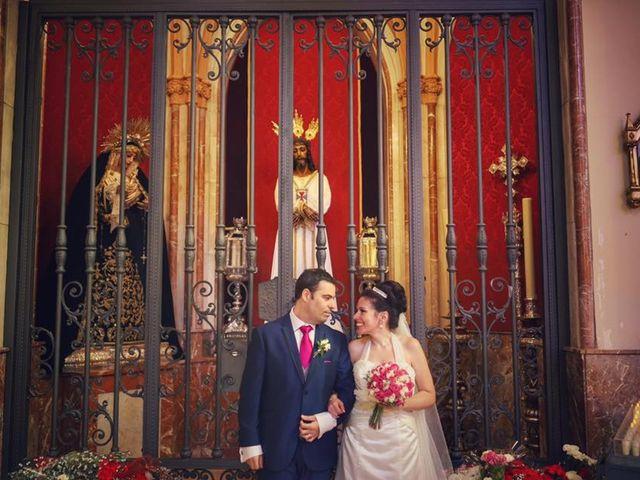 La boda de Kike y Rocío en Málaga, Málaga 23