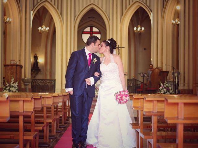 La boda de Kike y Rocío en Málaga, Málaga 24