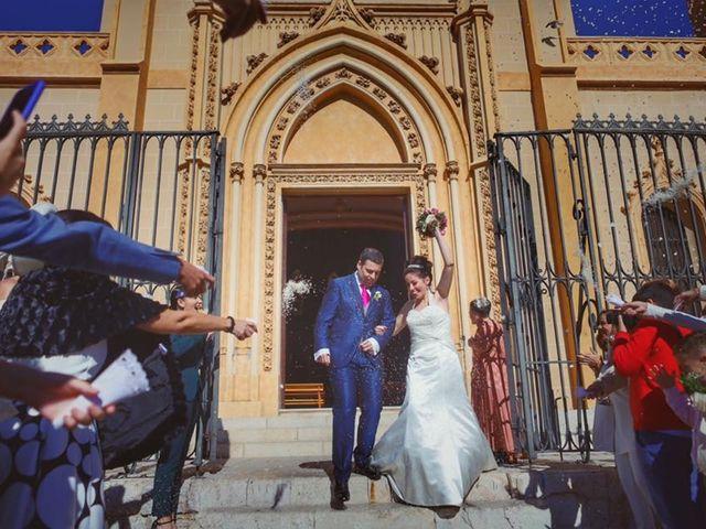 La boda de Kike y Rocío en Málaga, Málaga 26