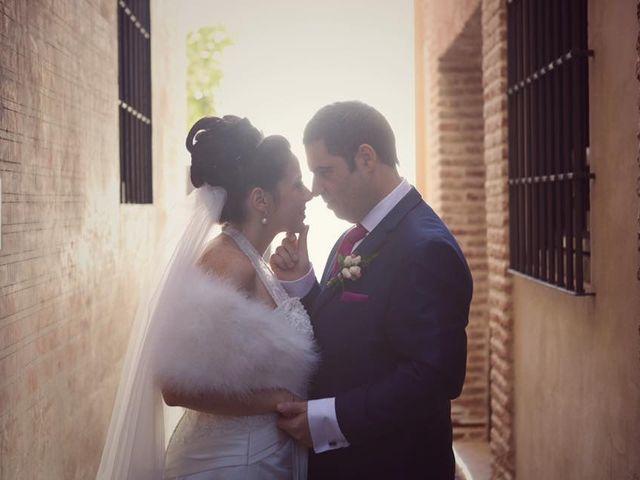 La boda de Kike y Rocío en Málaga, Málaga 28