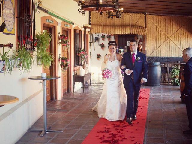La boda de Kike y Rocío en Málaga, Málaga 36