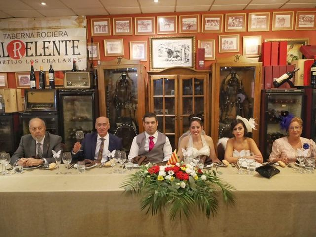 La boda de Kike y Rocío en Málaga, Málaga 38