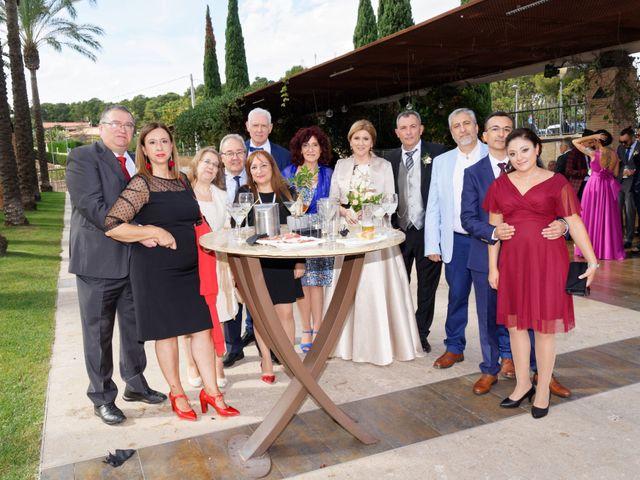 La boda de Jose y Lourdes en Valencia, Valencia 50