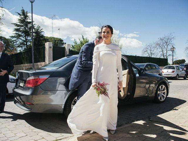 La boda de Javier y Blanca en Valdetorres De Jarama, Madrid 10