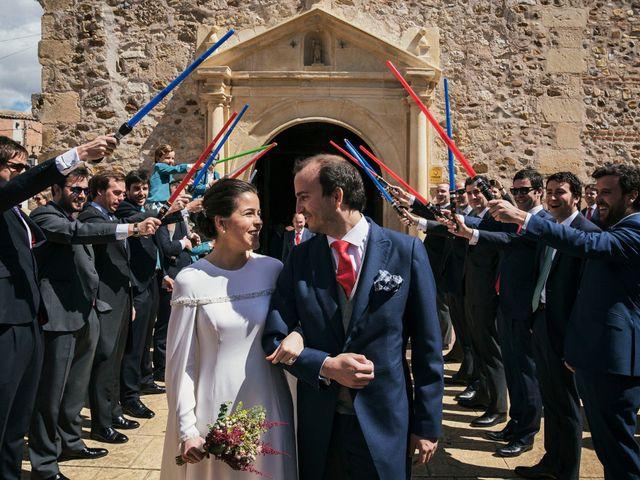 La boda de Javier y Blanca en Valdetorres De Jarama, Madrid 12