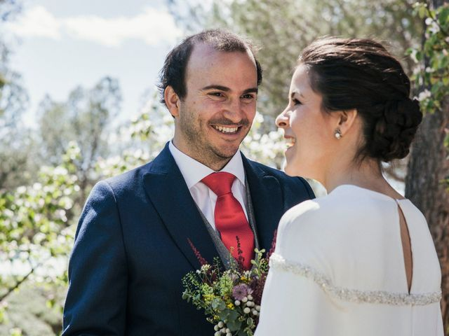 La boda de Javier y Blanca en Valdetorres De Jarama, Madrid 17
