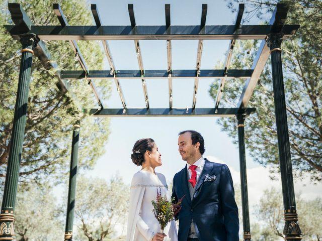 La boda de Javier y Blanca en Valdetorres De Jarama, Madrid 18